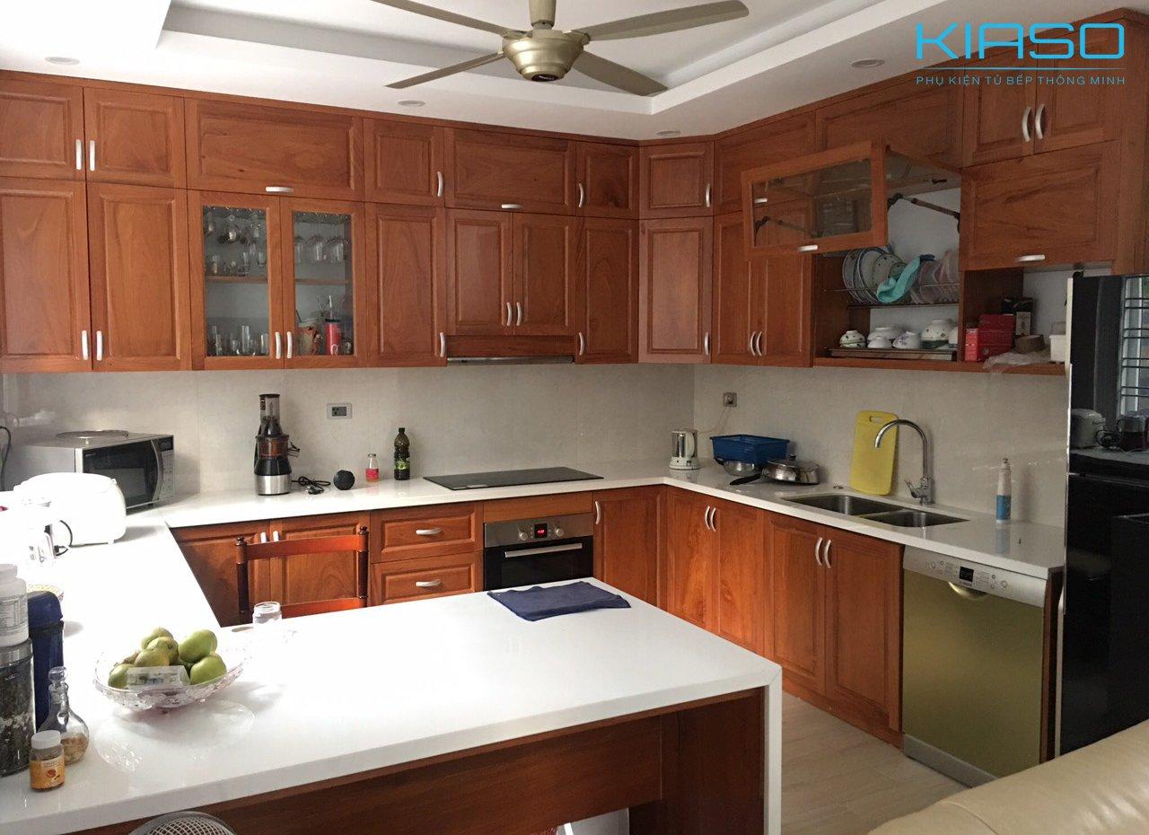 Những sai lầm tuyệt đối tránh khi thiết kế nội thất phòng bếp thumbnail