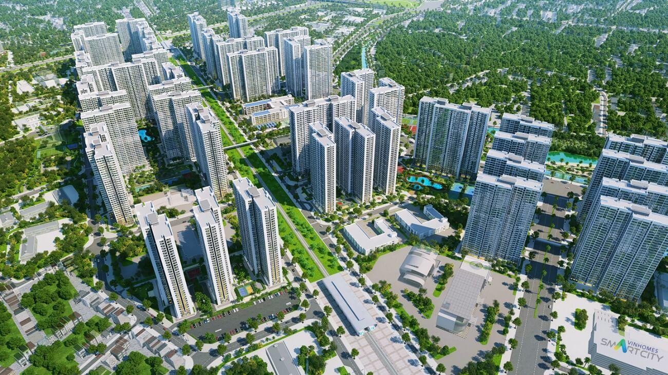 VINHOMES SMART CITY – CHUNG CƯ thumbnail