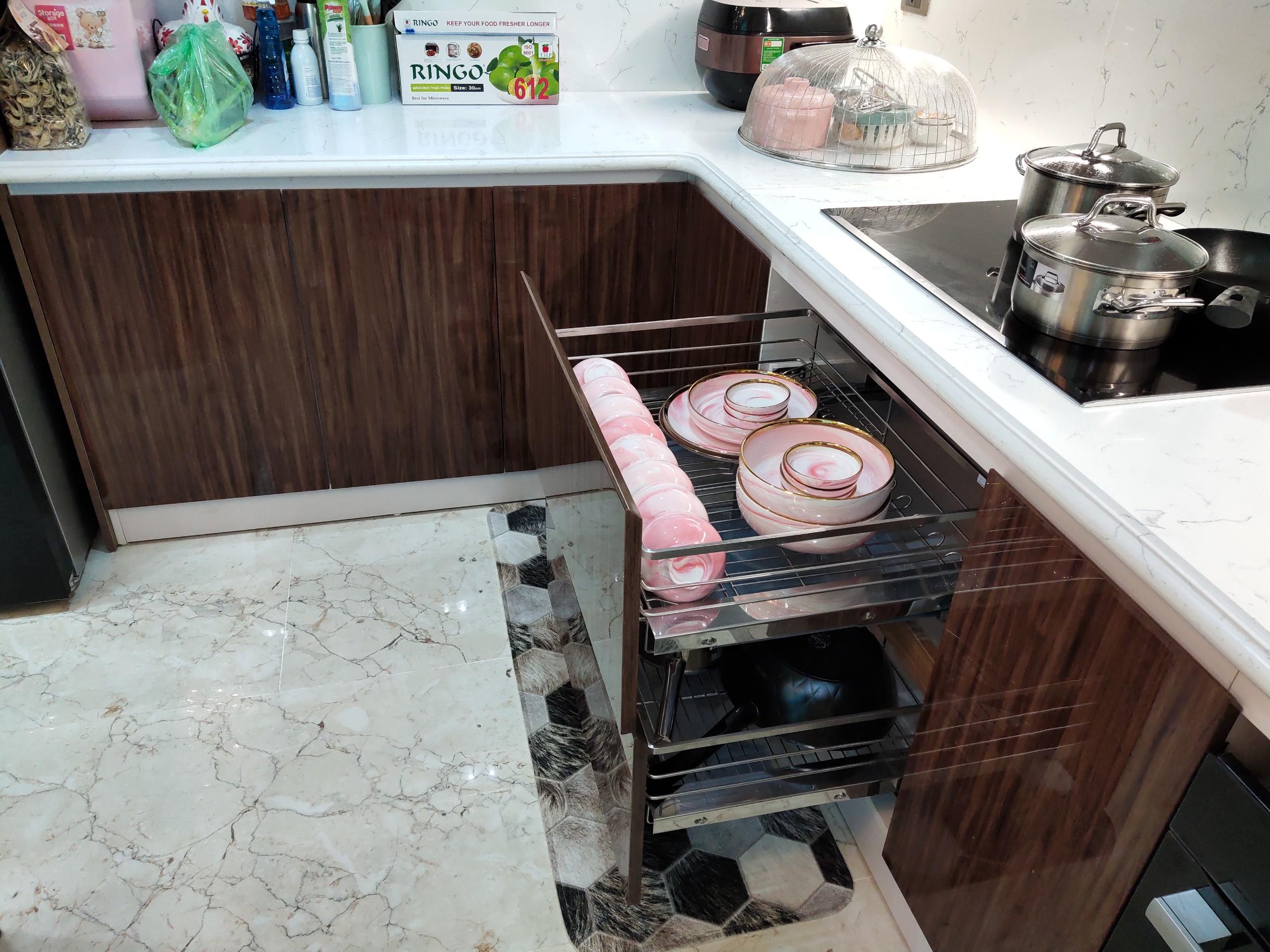 Mẹo tận dụng các góc trong không gian bếp post image