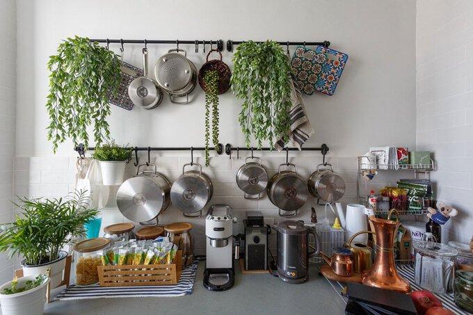 5 vấn đề phổ biến với căn bếp nhỏ thumbnail
