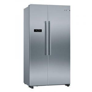 Tủ lạnh Bosch 2 cánh HMH.KAN93VIFPG Series 4 Side By Side
