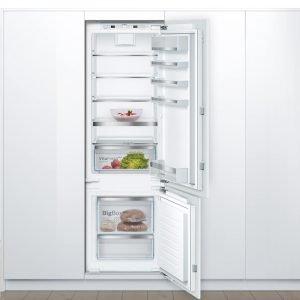 Tủ lạnh Bosch âm tủ 2 cánh HMH.KIS87AF3O