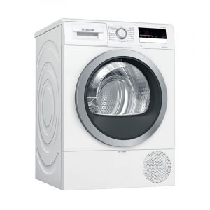 Máy sấy tụ hơi và bơm nhiệt Bosch HMH.WTR85V00SG Series 4